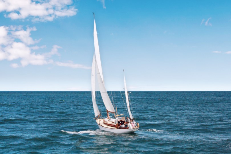Jak wygląda typowy żeglarski dzień?