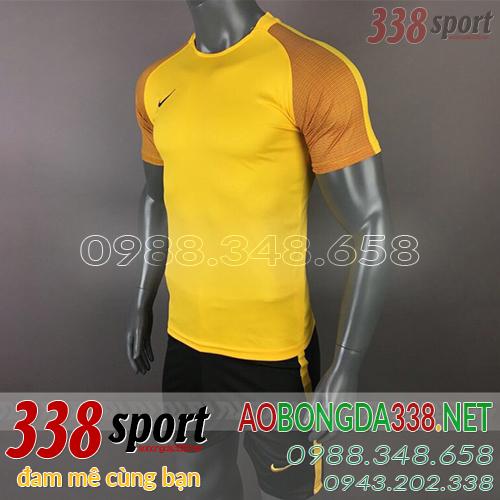 mẫu áo nike ero màu vàng 2018
