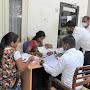 மட்டக்களப்பில் கிராம சேவகர் பதவிக்காக 42 புதிய உத்தியோகத்தர்களை இணைத்துக் கொள்ள நேர்முகப்பரீட்சை