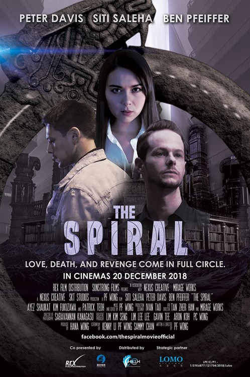 Review Filem The Spiral
