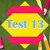 चालु घडामोडी टेस्ट 13 ; 20 प्रश्न