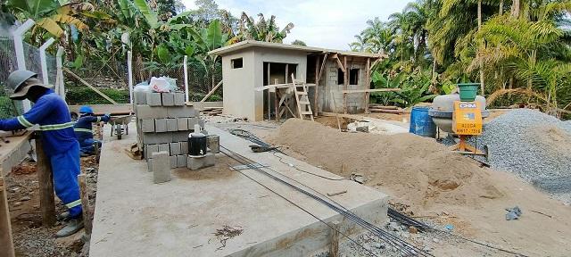 Com obras da Sabesp sendo realizadas em Cajati, município caminha para a Universalização do Saneamento