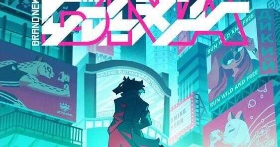 Anime Studio Brand