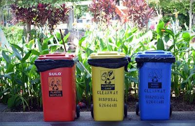 jenis tempat sampah