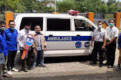 Minggu ke-4, HBK Peduli Bagi Sembako dan Ambulance Untuk Lawan COVID-19