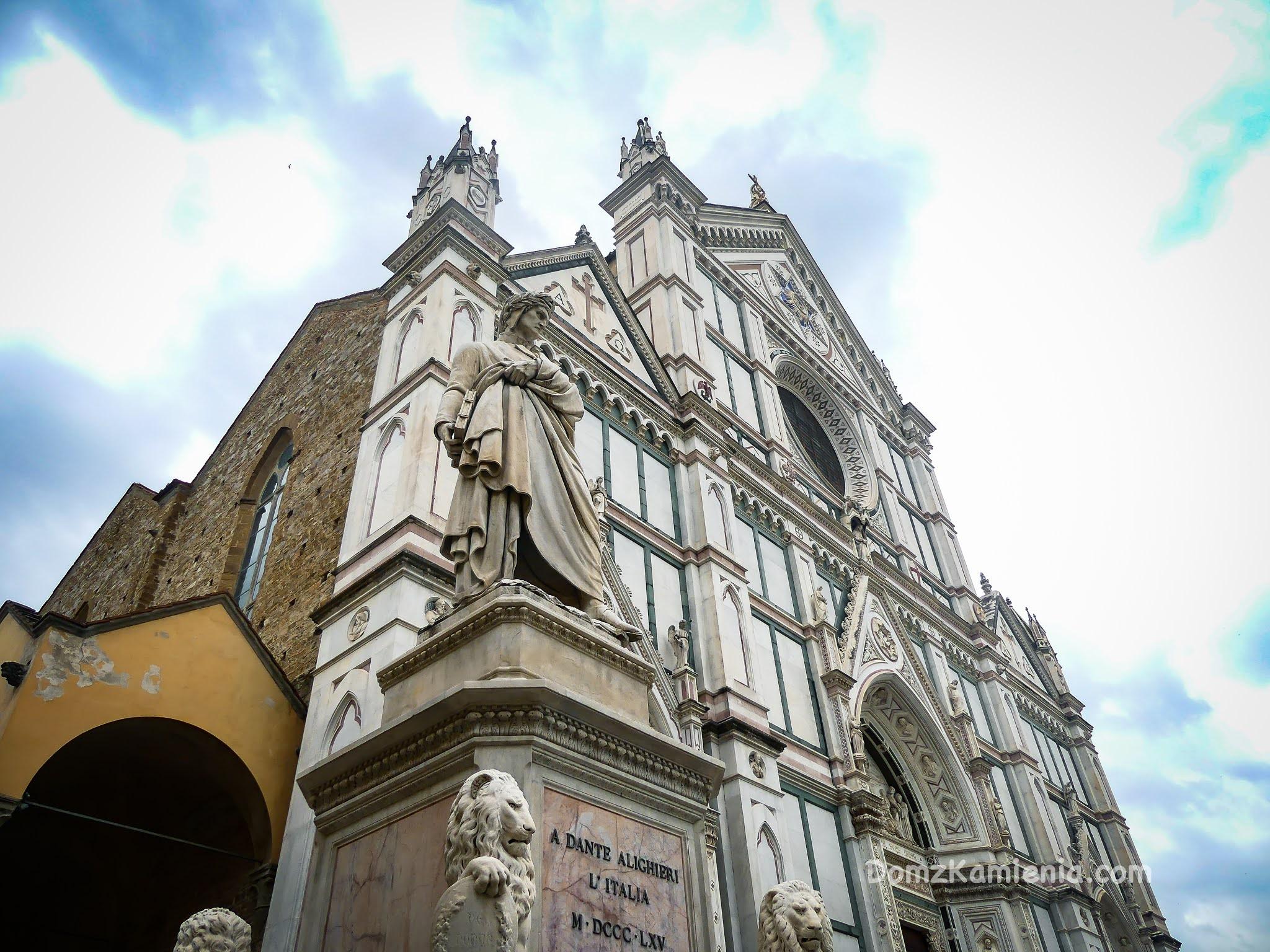 Dom z Kamienia, Florencja