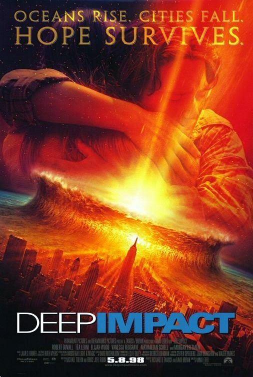 Deep Impact วันสิ้นโลก ฟ้าถล่มแผ่นดินทลาย [HD][พากย์ไทย]