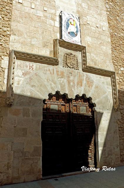 Palacio Episcopal de El Burgo de Osma