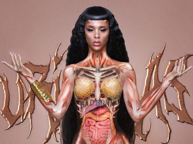 Urias é uma encarnação do mal contra a sociedade no videoclipe de 'Diaba'