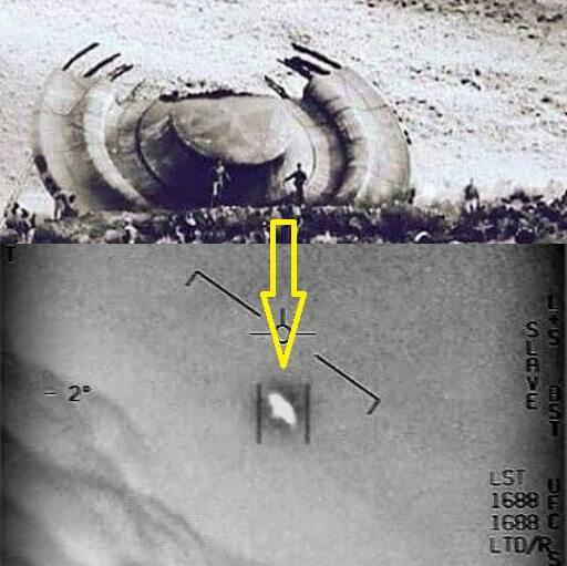 لأول مرة يكشف رسميا عن أحد الملفات السرية لناسا والبنتاغون