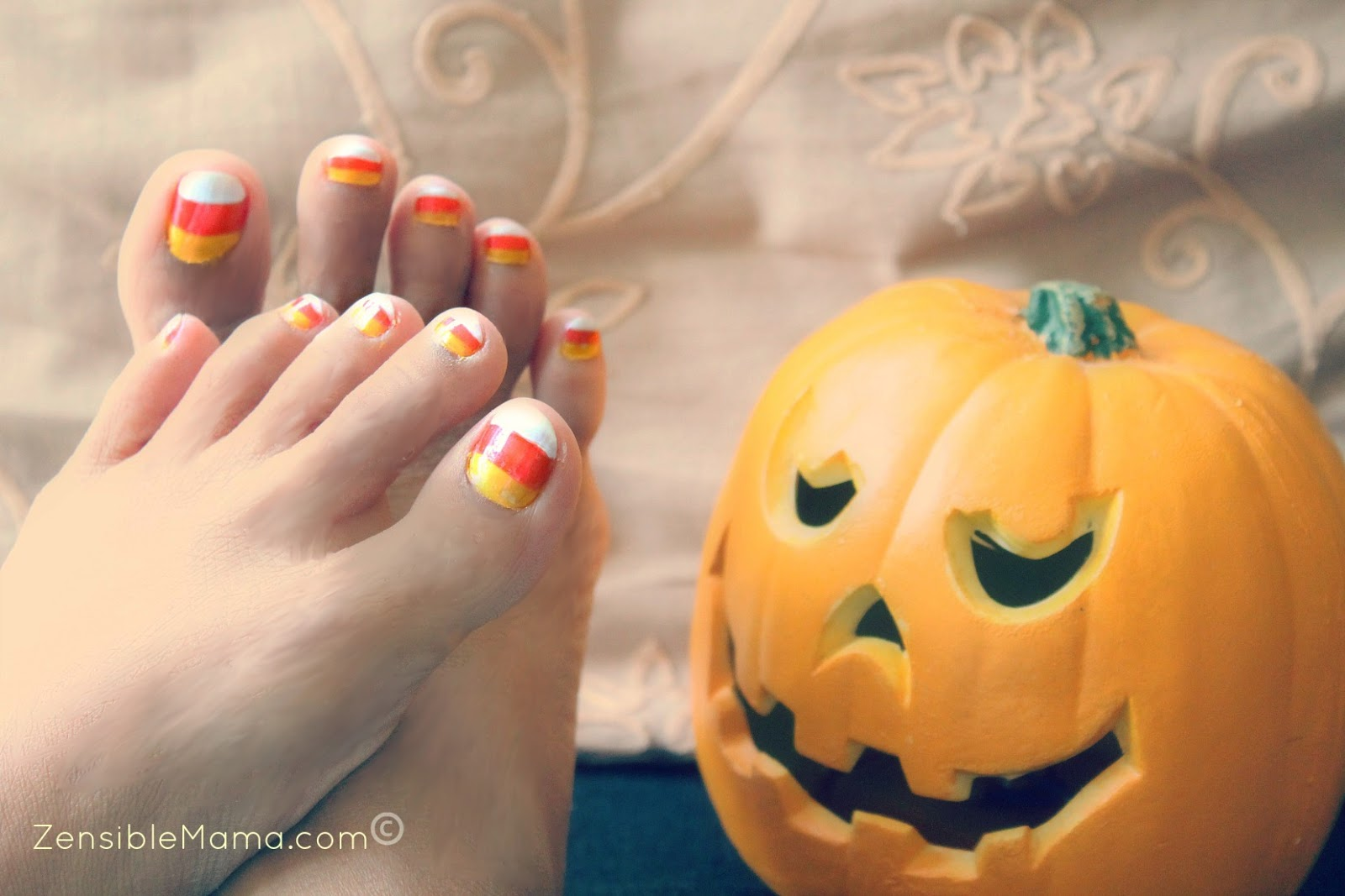 Zensible Mama: DIY: Glam Up Your Nails with this Quick and ...