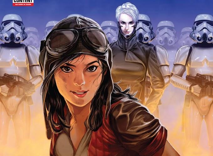 Doctora Aphra: la nueva leyenda surgida de los cómics de Star Wars