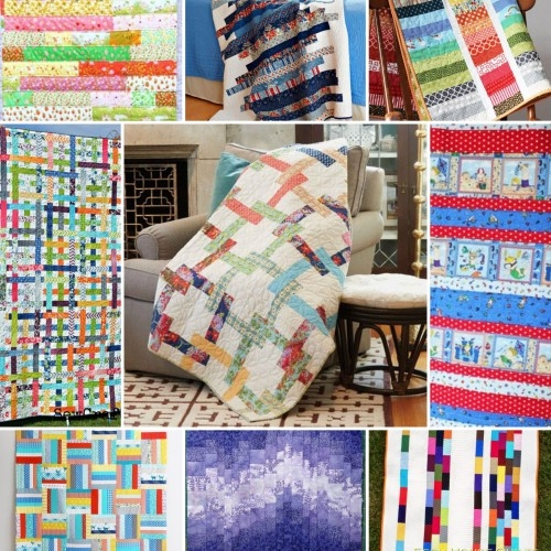 Strip Quilt Patterns You Can Easily Master