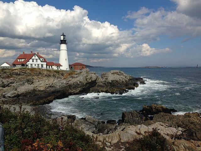 Novelas románticas en Nueva Inglaterra