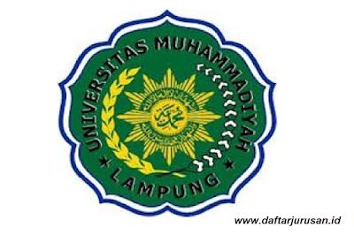Daftar Fakultas dan Program Studi UML Universitas Muhammadiyah Lampung