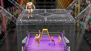 Cage Wrestling Revolution: Ladder Match Fighting MOD APK v1.0.6 (Unlimited Money)