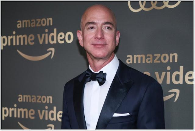 Jeff Bezos;Sukses Bisnis Jeff Bezos