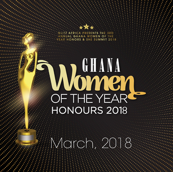 Ghana Women of the Year Honours & SHE Summit 2018
