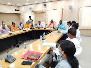 minister-inspaction-meeting-madhubani
