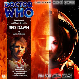 Big Finish Doctor Who Red Dawn