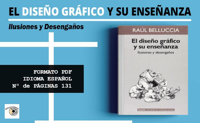 Descargar Libro El Diseño Gráfico y su Enseñanza en PDF