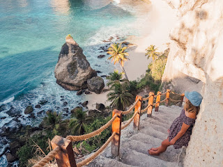 Tempat Wisata Nusa Penida yang Baru - Baru ini dikunjungi Banyak Wisatawan