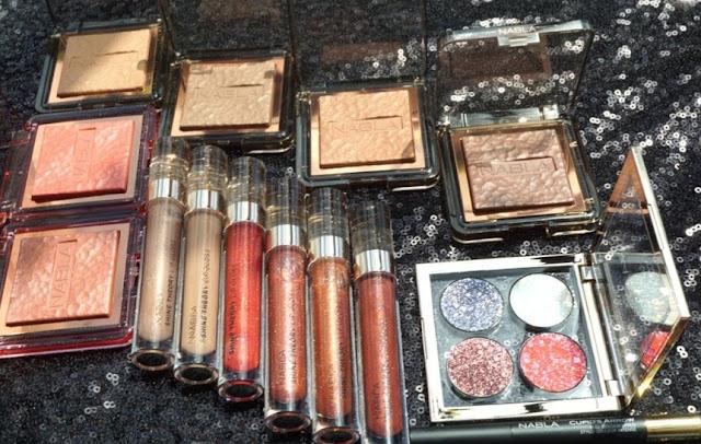 Nabla Cosmetics Kolekcja Miami Lights
