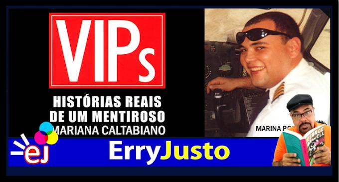 VIP'S – HISTÓRIAS DE UM MENTIROSO (Filme Documentário)