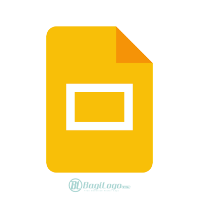Google Slides Logo Vector