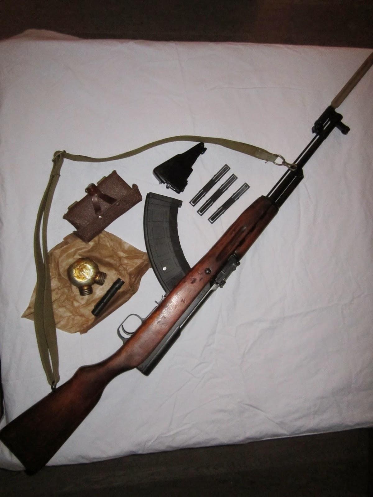 ZEFARM: [2] LONG GUNS