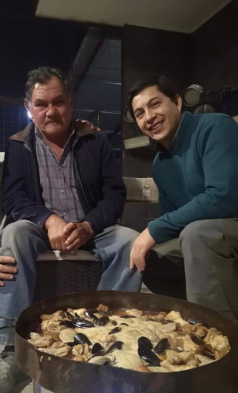 Diputado Durán relata cómo apuñalaron a su padre