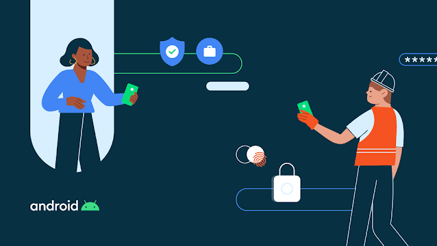 Android Enterprise security allows for more flexibility in the workplace