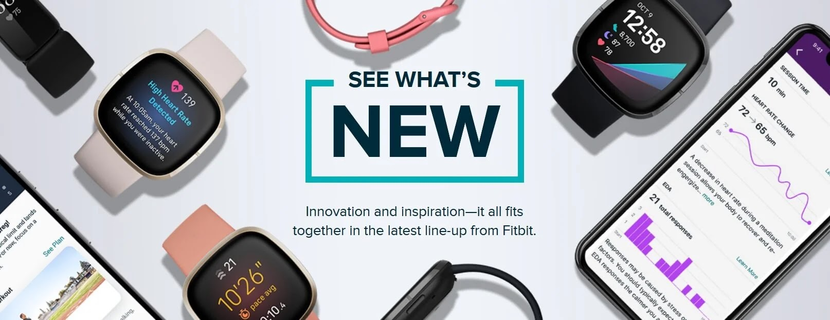 Fitbit Launches Advanced Smartwatches Sense, Versa 3, Inspire 2; Yours Starting At Php6,290