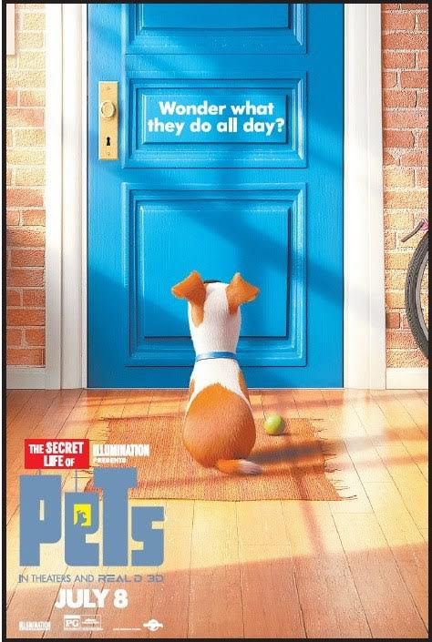 The Secret Life of Pets Review: A New Family Favorite