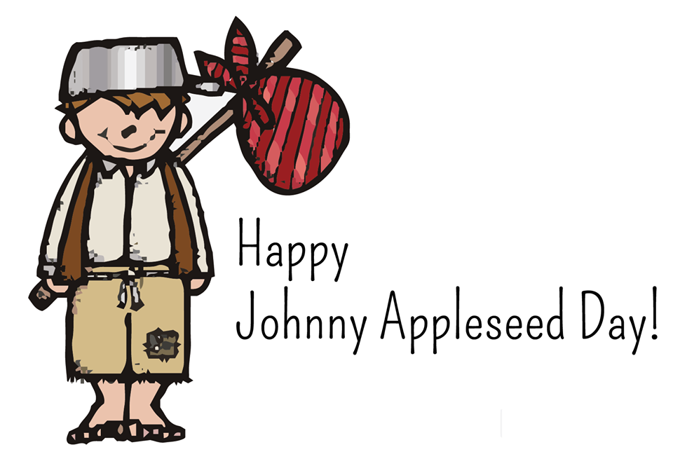 Johnny Appleseed Day Wishes Pics