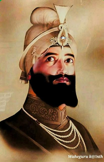 Shri Guru gobind singh ji image