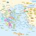 Μία μοναδική αναπαράσταση σε έναν χάρτη που εμφανίζει την καταγωγή όλων των ηρώων της Ιλιάδας…