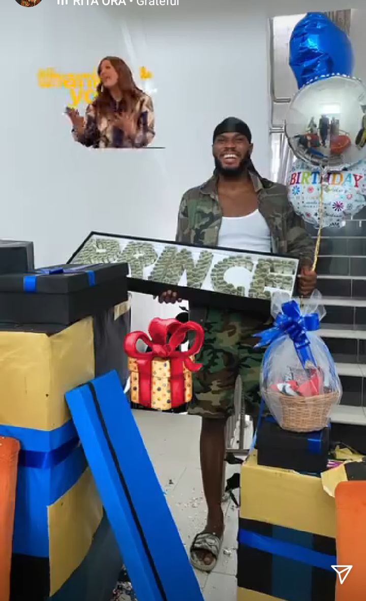 Fans Buy BBNaija Prince A House As Birthday Gift (See Pictures)