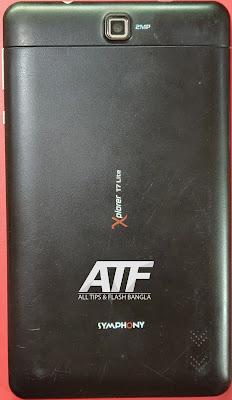 Symphony T7 Lite Flash File