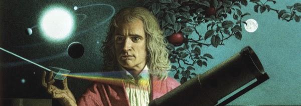 Isaac Newton creó la teoría de la gravedad, durante la cuarentena de la peste bubónica