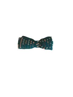 Ace & Jig x Lululuvs Hairbow in Emerald