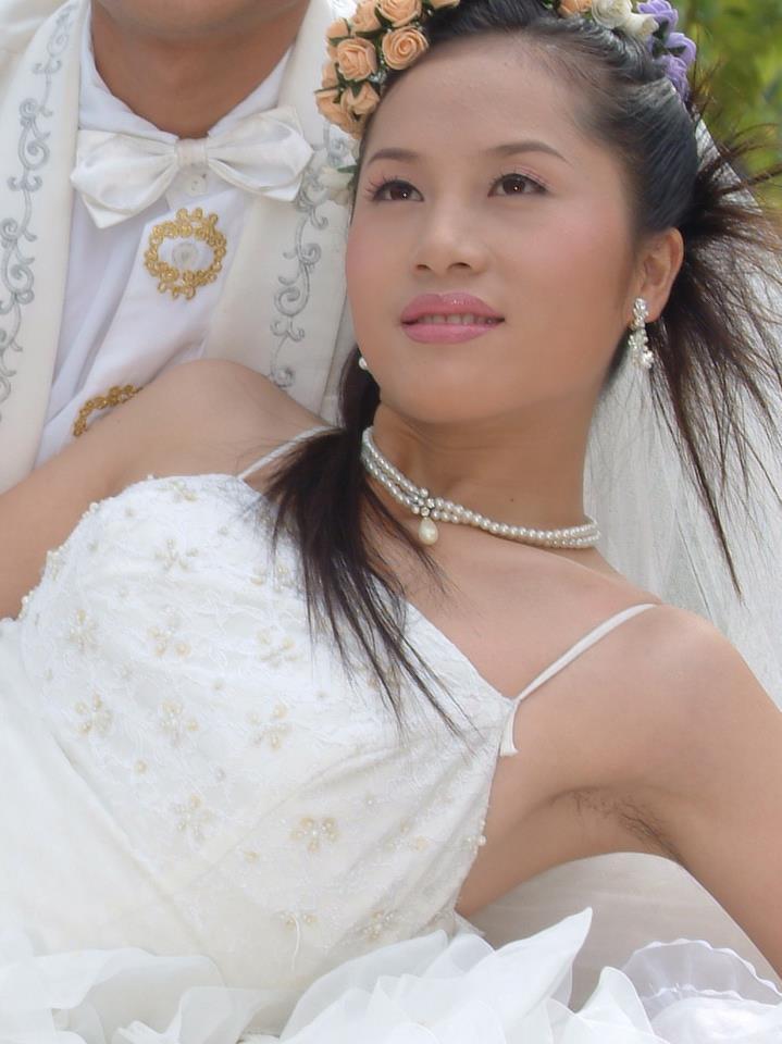 Hairy Asian Armpits 99