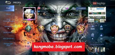 Script Background 3D Tema Joker Mobile Legends