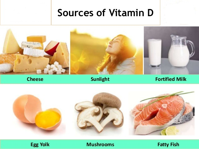 how to take vitamin d naturally