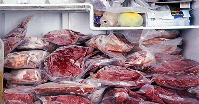 4 Cara Simpan Daging dalam Pembeku