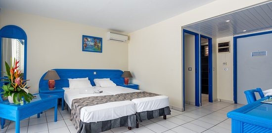 Canella Beach Hotel Guadeloupe, appartement , chambre