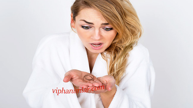 Saç Dökülmesini Önlemek İçin 3 Doğal Bileşen-viphanimlar.com