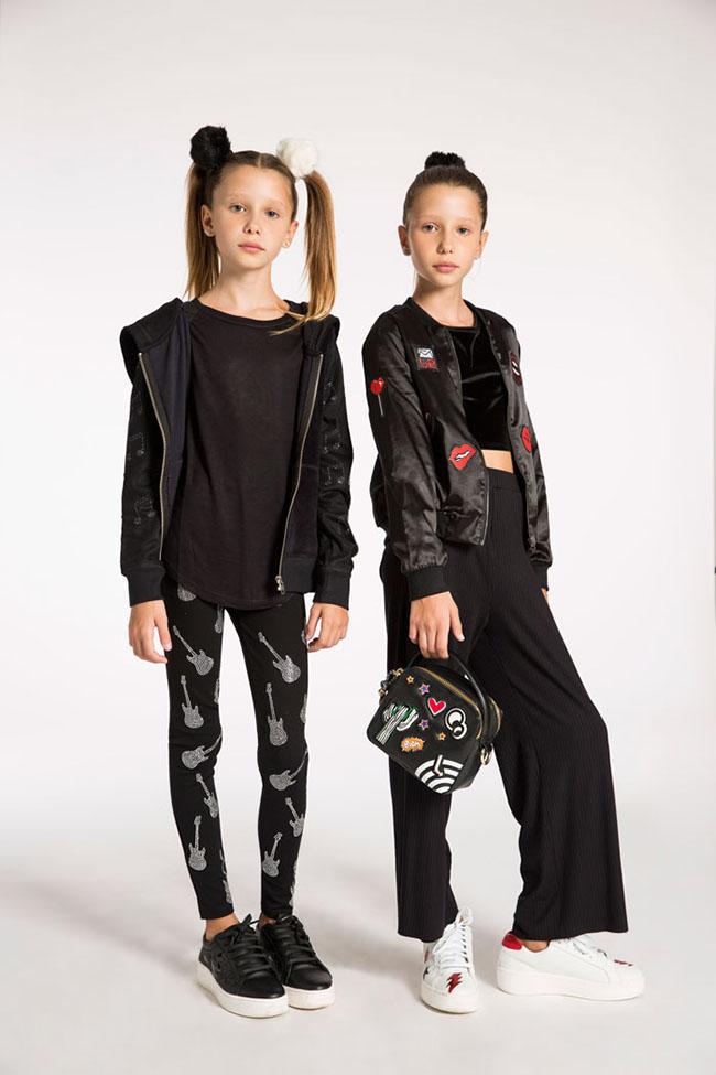 ropa de moda para chicas invierno 2017