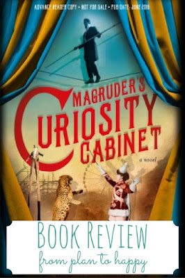 Magruder's Curiosity Cabinet tracks the outbreak of a plague on Coney Island. Check out my full review!