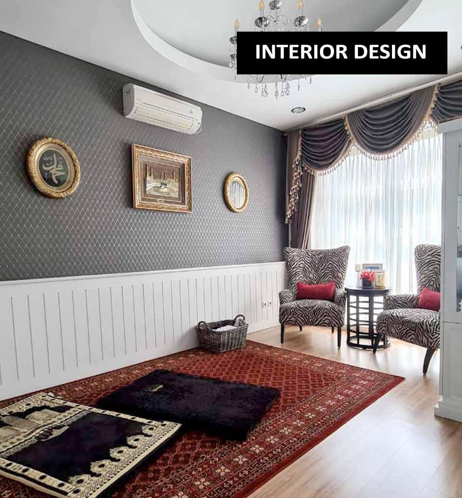 jasa interior rumah kreativa bangun
